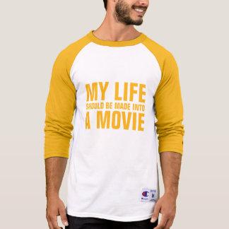 MY LIFE, A MOVIE shirts & jackets