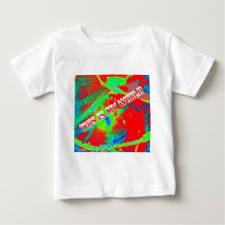 MY LIFE AND ASSORTED ABSTRACTS BABY T-Shirt