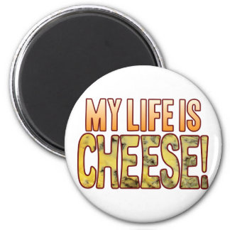 My Life Blue Cheese Magnet