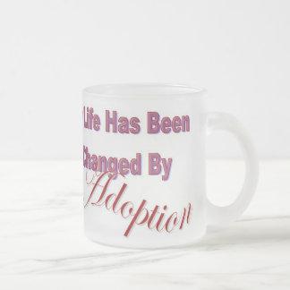 My Life Had Been Changed by doption Mug