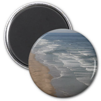 My Life IS A Beach! 2 Inch Round Magnet