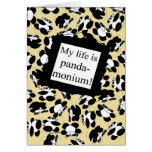 My life is panda-monium - Yellow Card