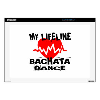 "MY LIFE LINA BACHATA DANCE DESIGNS SKIN FOR 17"" LAPTOP"