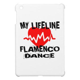 MY LIFE LINA FLAMENCO DANCE DESIGNS iPad MINI CASE