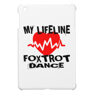 MY LIFE LINA FOXTROT DANCE DESIGNS COVER FOR THE iPad MINI