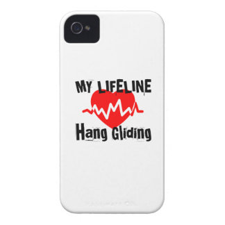 My Life Line Hang Gliding Sports Designs iPhone 4 Cover