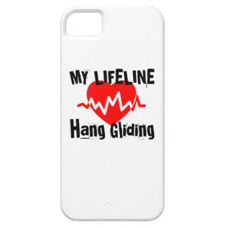 My Life Line Hang Gliding Sports Designs iPhone SE/5/5s Case