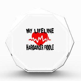 MY LIFE LINE HARDANGER FIDDLE MUSIC DESIGNS AWARD
