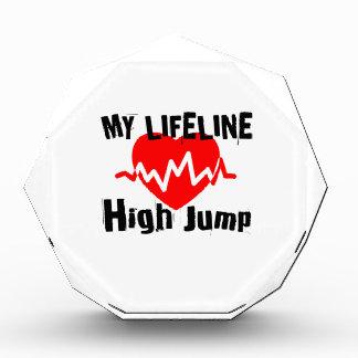 My Life Line High Jump Sports Designs Award