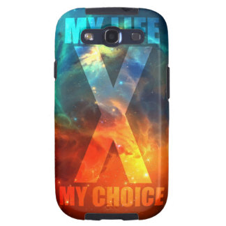 My Life, My Choice Galaxy S3 Case