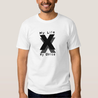my life my choice t shirts