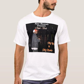 My Life & My Music  T-Shirt