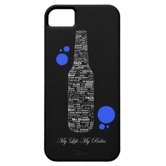 My life My Rules Cover iPhone 5 Covers