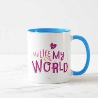 My Life My World 2 Mug