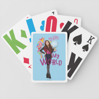 My Life My World Bicycle Playing Cards