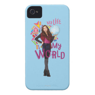 My Life My World iPhone 4 Case-Mate Cases