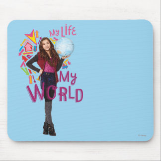 My Life My World Mouse Pad