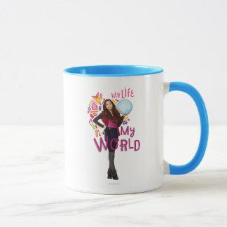 My Life My World Mug