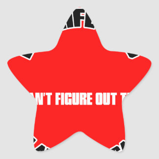 My Life Star Sticker