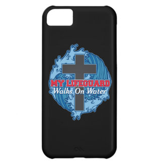 My Lifeguard Walks on Water iPhone 5C Cases