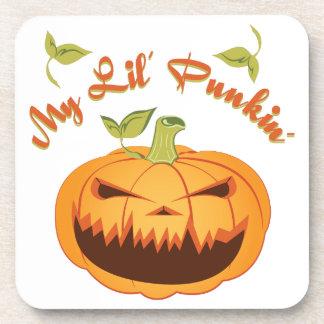 My Lil Pumpkin Drink Coaster