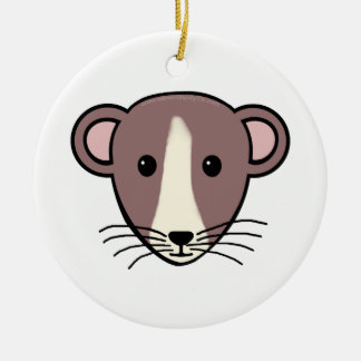 My Lil Rattie Ornaments