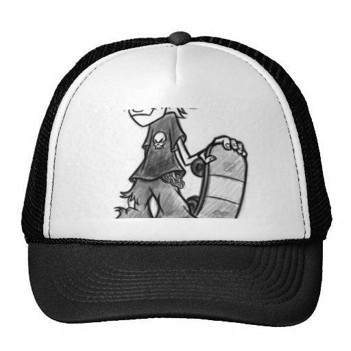 My Line Of Products Trucker Hat