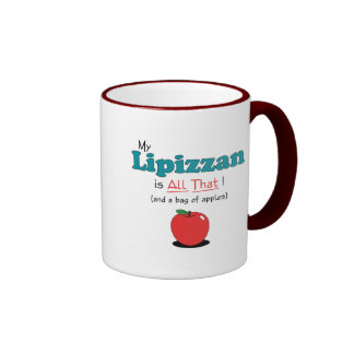 My Lipizzan is All That! Funny Horse Coffee Mug