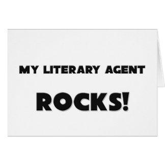 MY Literary Agent ROCKS Card