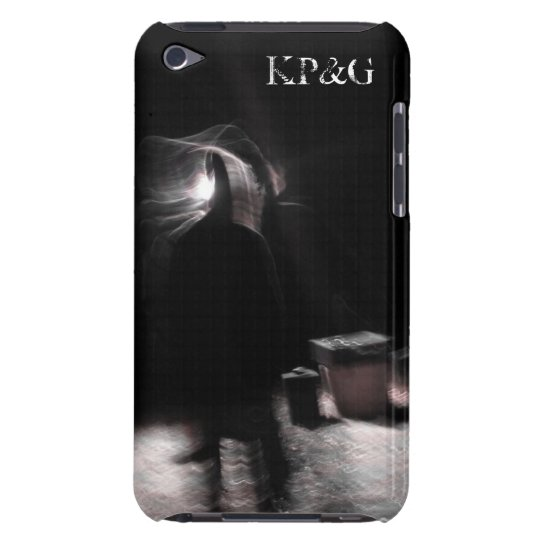 My Little Alien iPod Touch Case-Mate Case