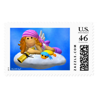My Little Angel Adventure Stamps