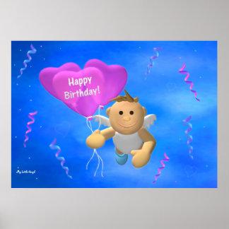 My Little Angel: Birthday Angel 2 Poster