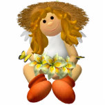 My Little Angel: Easter Ornament Cut Outs