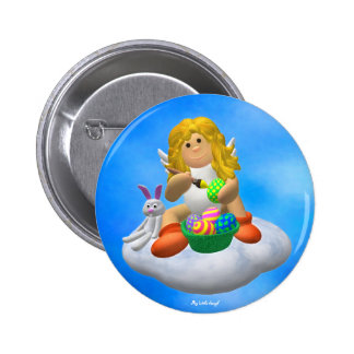 My Little Angel: Easter Time 10 Buttons