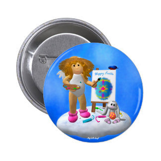 My Little Angel: Easter Time 2 Buttons