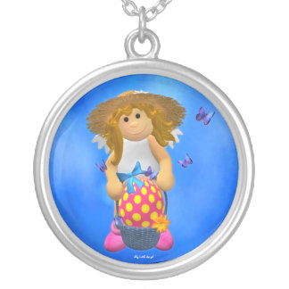 My Little Angel: Easter Time 7 Personalized Necklace