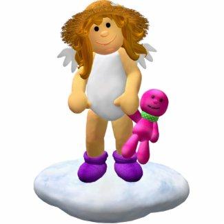 My Little Angel: Friends photosculpture