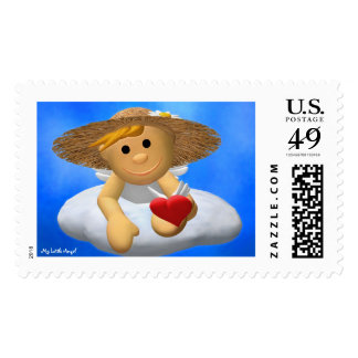 My Little Angel: Love Stamps