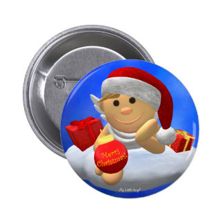My Little Angel: Merry Christmas Pins