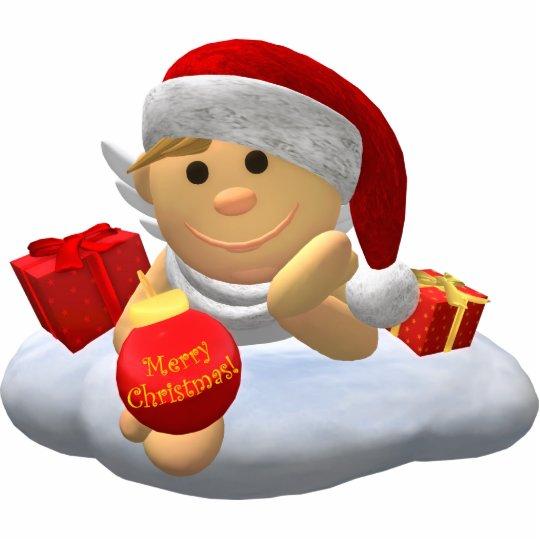 My Little Angel: Merry Christmas Statuette