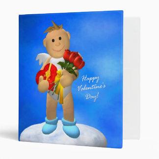 My Little Angel Valentine binder 2