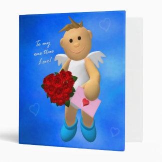 My Little Angel Valentine binder 3