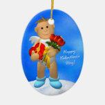 My Little Angel Valentine ornament 2