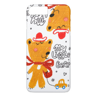 my little bear baby IPHONE iPhone 8 Plus/7 Plus Case