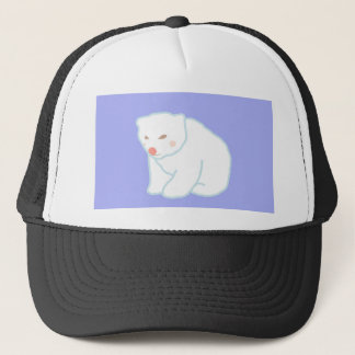 My little bear trucker hat