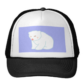 My little bear trucker hat