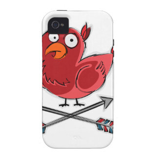 My Little Birdie Case-Mate iPhone 4 Cases