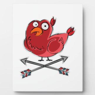 My Little Birdie Plaque