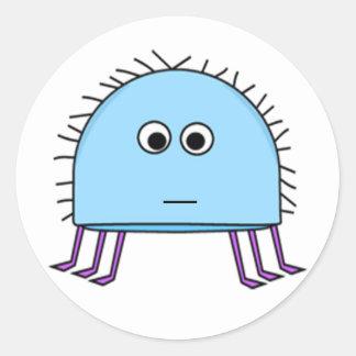 My Little Blue Bug Sticker