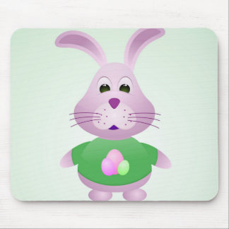mY lITTLE bUNNY kIDS Mouse Pad